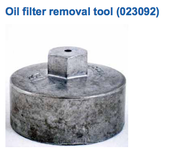 Oil Filter Change Oil210