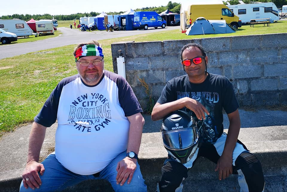 Pembrey Race Weekend - K Fest gathering Seanra10