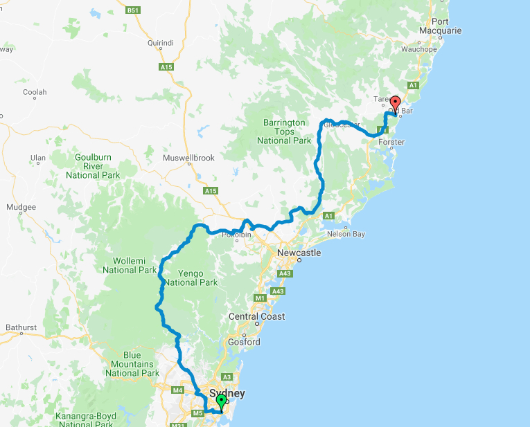 Northern Tablelands Ride 2018 - Page 3 Sydney10