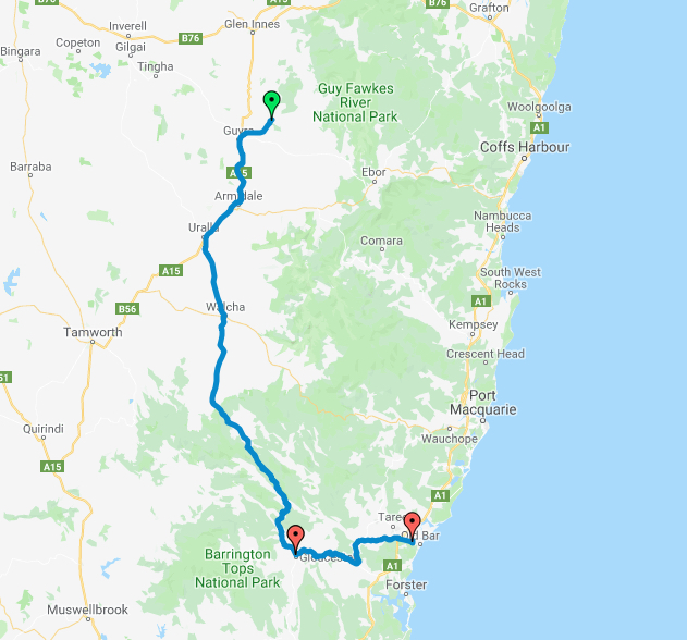 Northern Tablelands Ride 2018 - Page 4 Thuder11