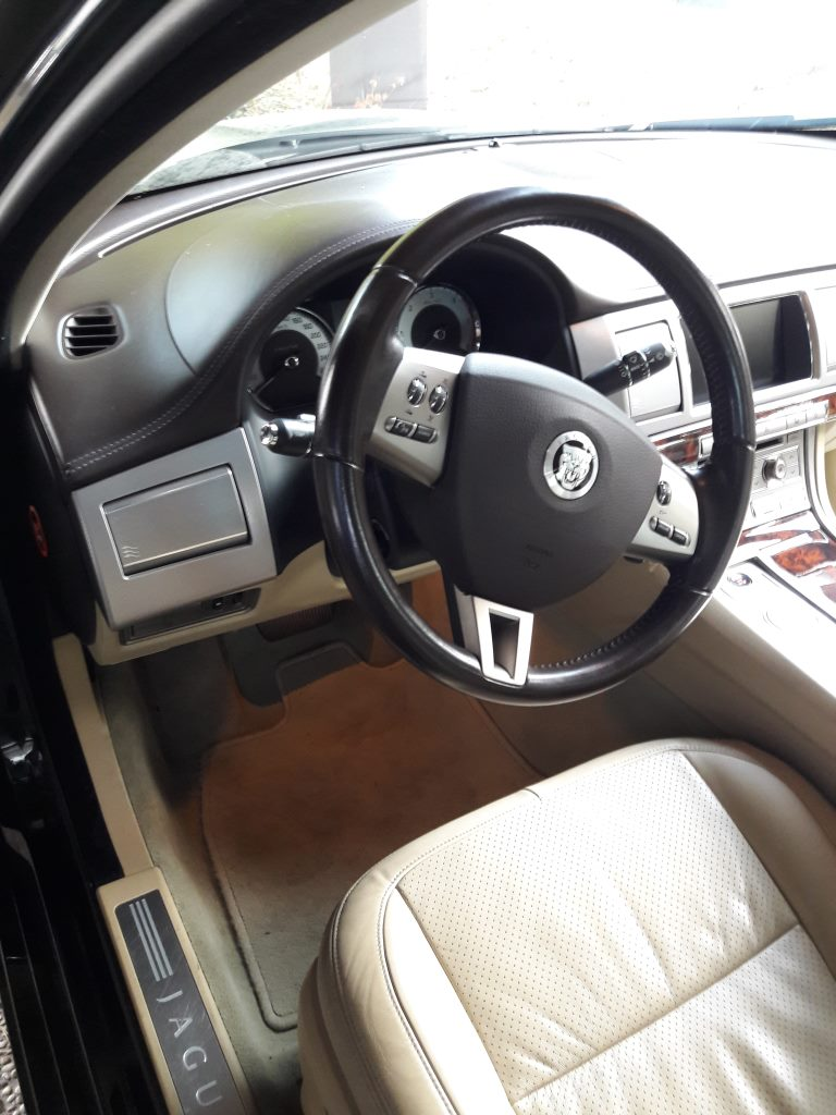 Jaguar XF D 2009 à vendre 20181012