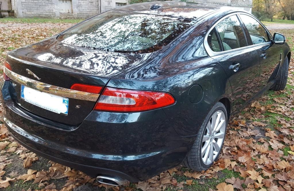 Jaguar XF D 2009 à vendre Image010