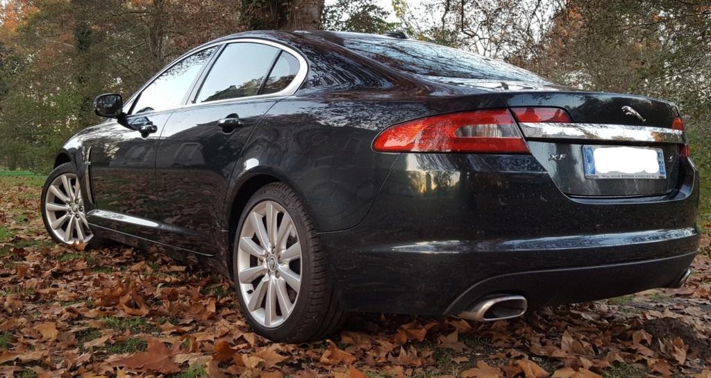 Jaguar XF D 2009 à vendre Image011