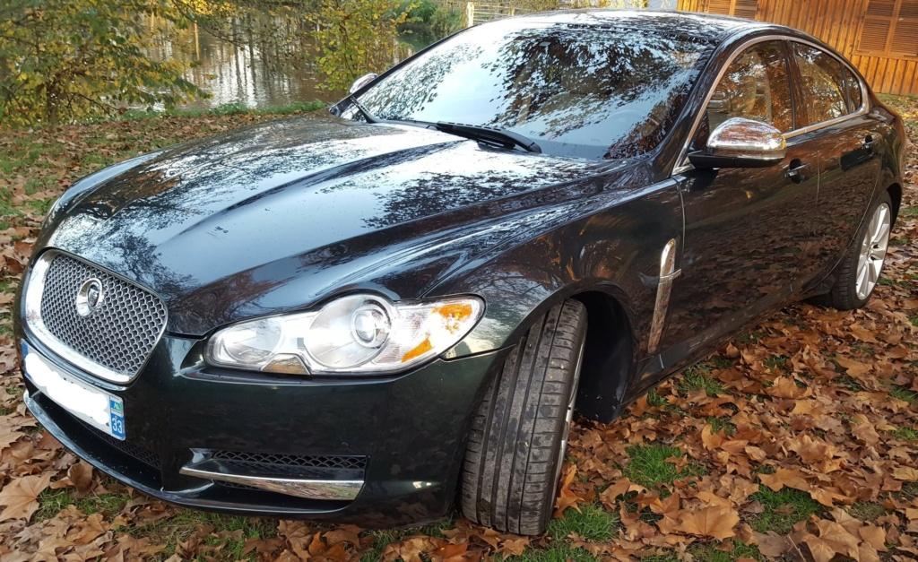 Jaguar XF D 2009 à vendre Image012