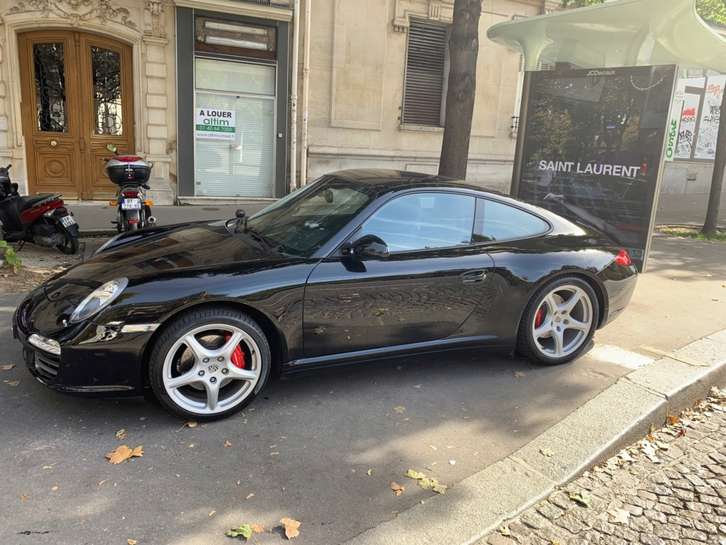 Ma nouvelle 997 C4S Phase 2 Img_0011