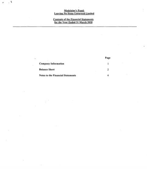 The Find Madeleine Fund - Page 4 Accoun12