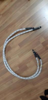 NBS omega 0 XLR balance cable (used) 20200112