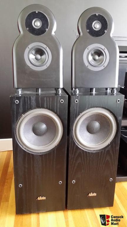 ALON model 1 speaker (used) 83659210