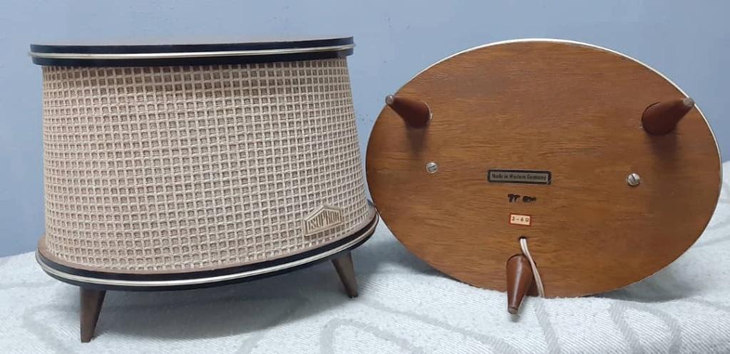 Isophon Full Range Speaker (Used) SOLD Img-2020