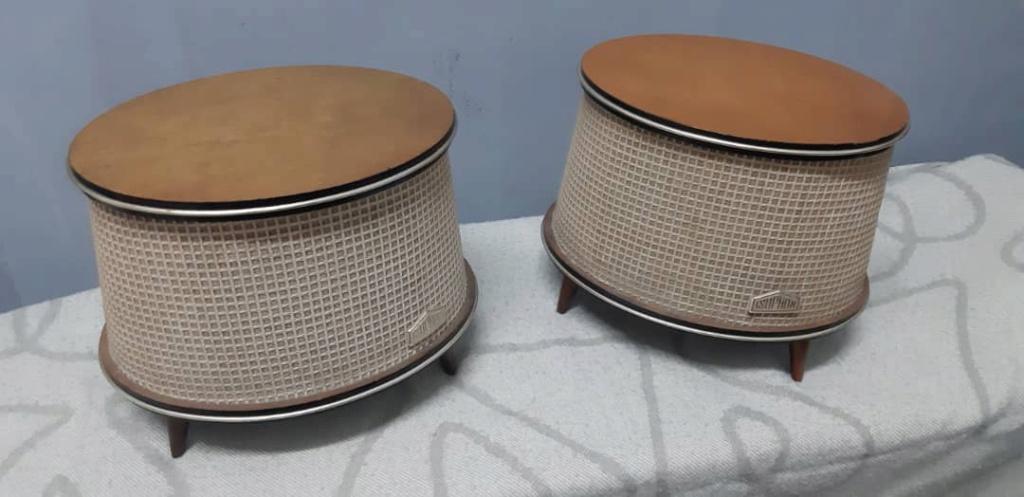 Isophon Full Range Speaker (Used) SOLD Img-2021