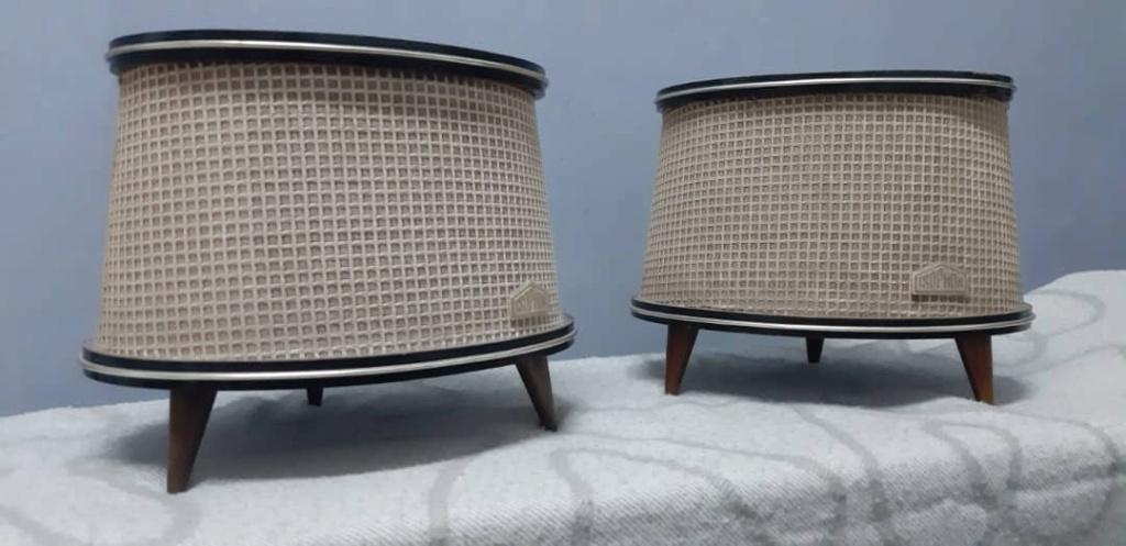 Isophon Full Range Speaker (Used) SOLD Img-2022