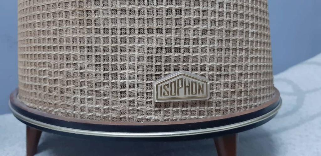 Isophon Full Range Speaker (Used) SOLD Img-2023