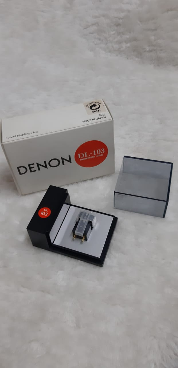 Denon DL 103 cartridge (used) Whats270