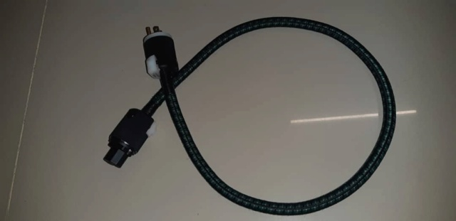 Audioquest power cord (used) Whatsa15