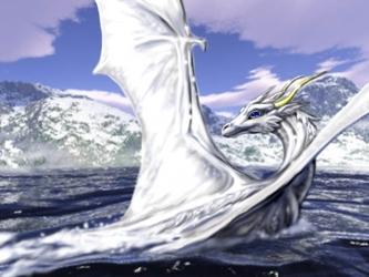 Рагна, королева белых драконов A_10