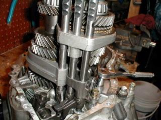 (2G GSX) - Rebuild Câmbio 6710