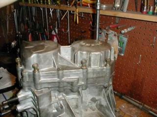 (2G GSX) - Rebuild Câmbio 7010