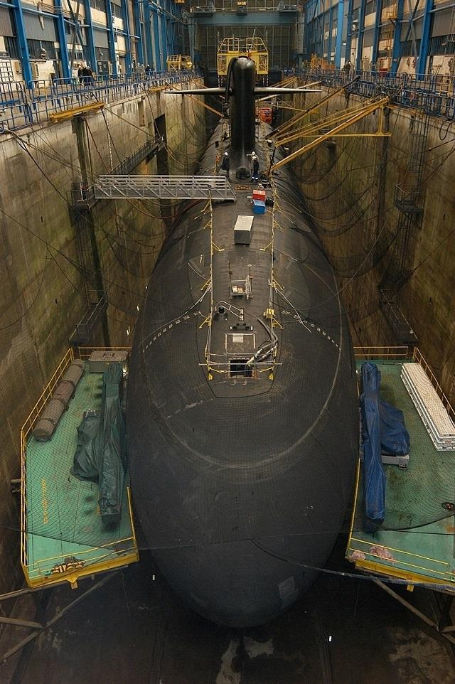 Sous-marin SNLE Le Triomphant Dcns_l10