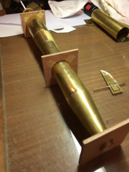 """Torpille Kamikaze japonnaise """"Kaiten Type X - Page 2 Img_4518"""