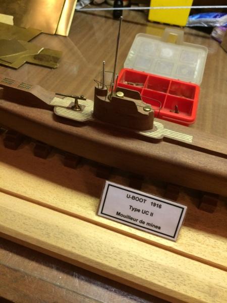 U-Boot 1916 - Type UC II Toujours en Scratch  Img_5330