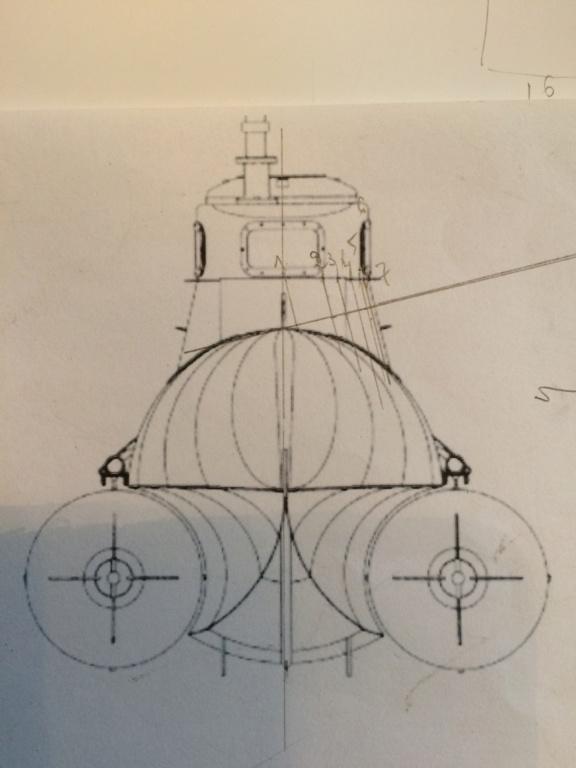 Sous-marin le Biber 1/20 sur plan - Page 3 Img_6935