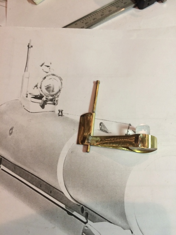 Sous-marin le Biber 1/20 sur plan - Page 9 Img_8034