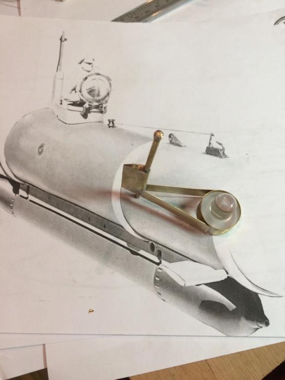 Sous-marin le Biber 1/20 sur plan - Page 9 Img_8035