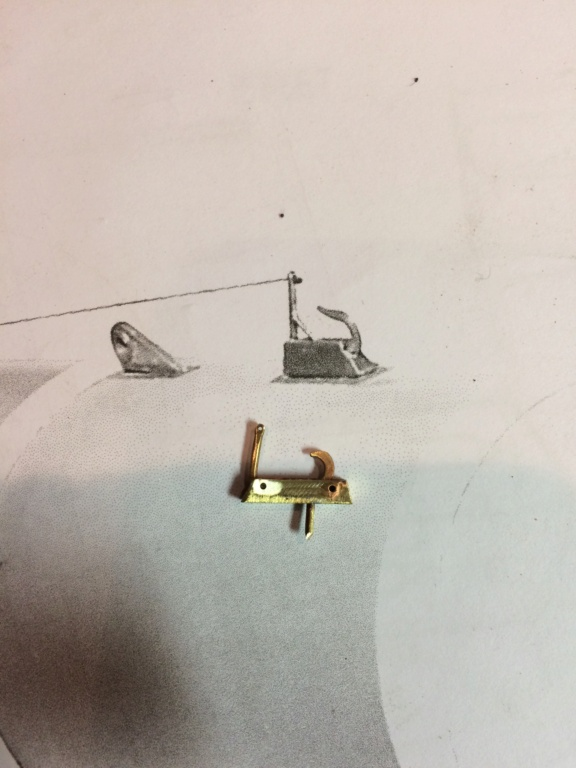 Sous-marin le Biber 1/20 sur plan - Page 9 Img_8040