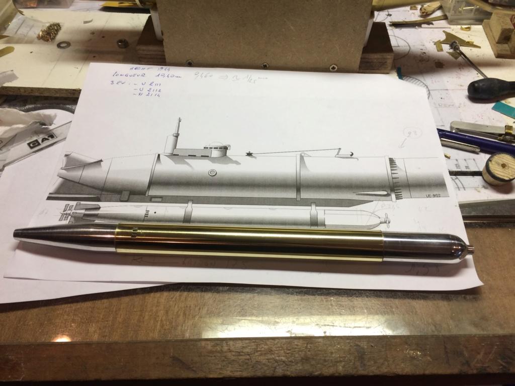 Sous-marin le Biber 1/20 sur plan - Page 9 Img_8053
