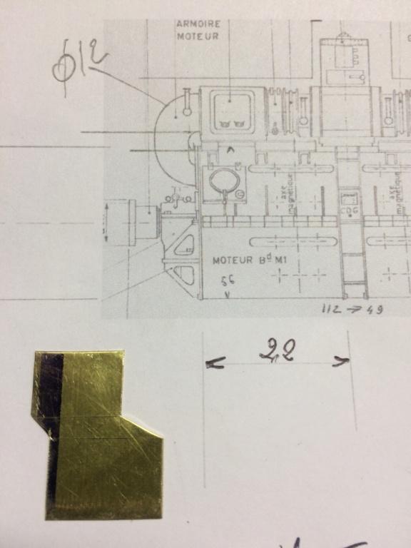 Sous-marin classe Daphné (scratch demi-coque 1/50°) par demicoque - Page 9 Img_8108