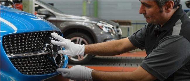 Mercedes libera a possibilidade de atualizar sistemas do carro após a compra Tela13