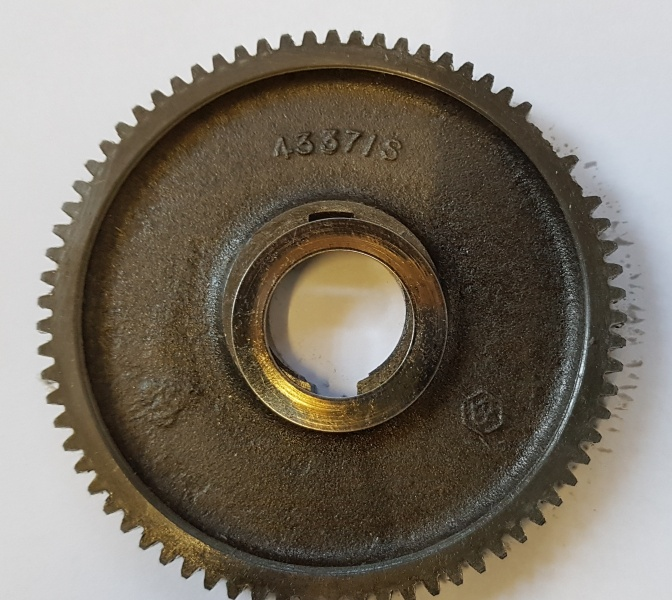 Pignon principal & piston de moyeu de roue arrère ? Image113