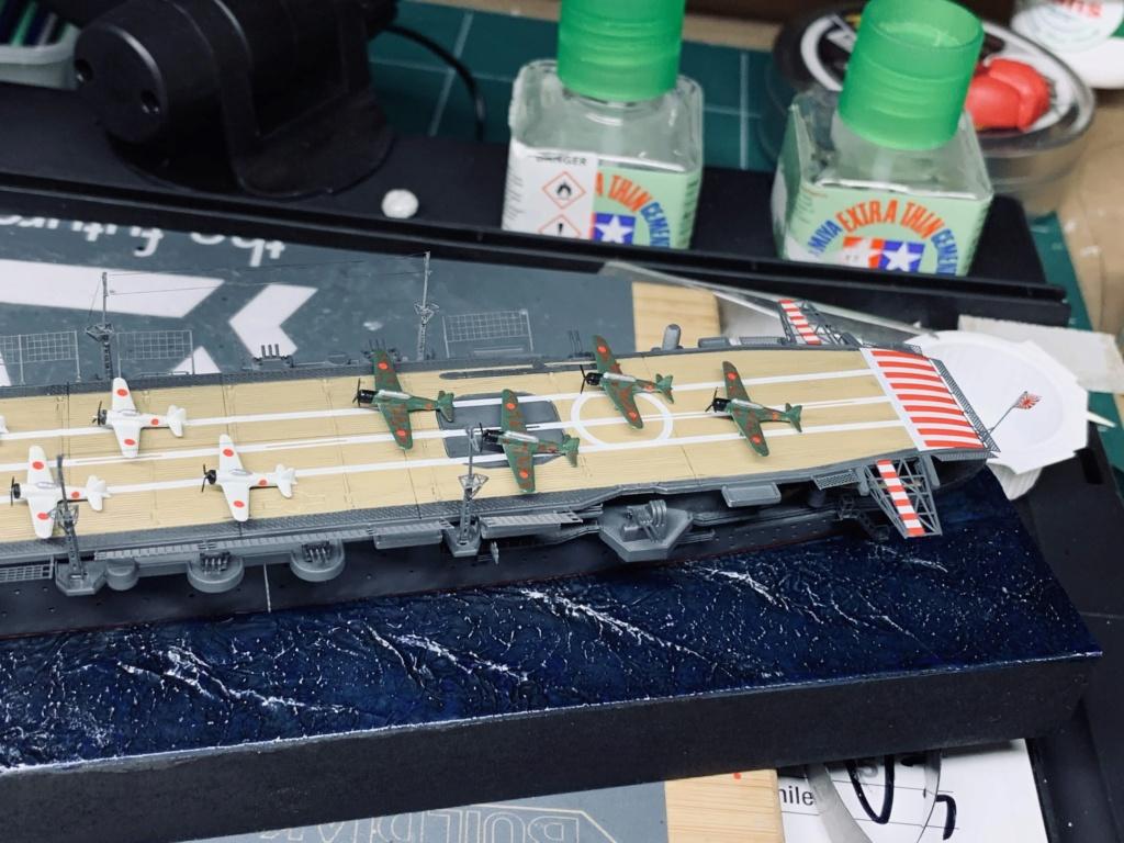 Porte avions SHOHO 1/700 - Hasegawa - Page 2 00310