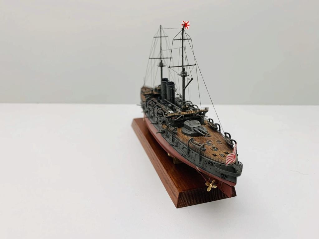 LE MIKASA 1/700 de HASEGAWA full hull + PE + wood deck 01012
