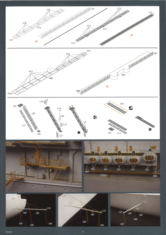 USS HORNET 1/200 MERIT + BIG ED Eduard + MK1 - Page 2 20190726