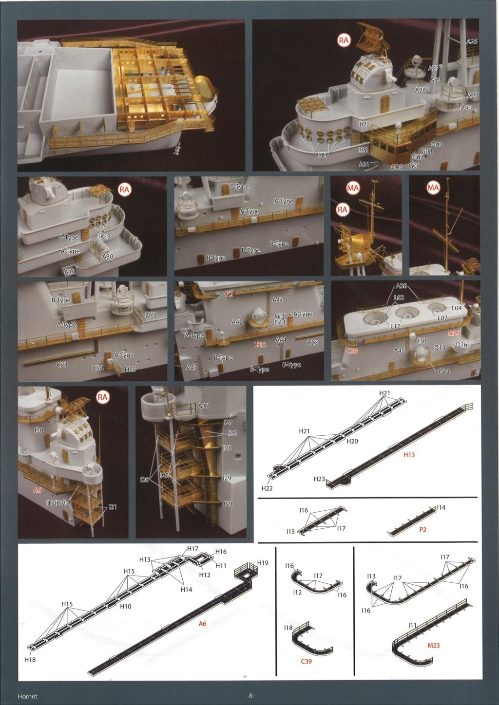 USS HORNET 1/200 MERIT + BIG ED Eduard + MK1 - Page 2 20190729