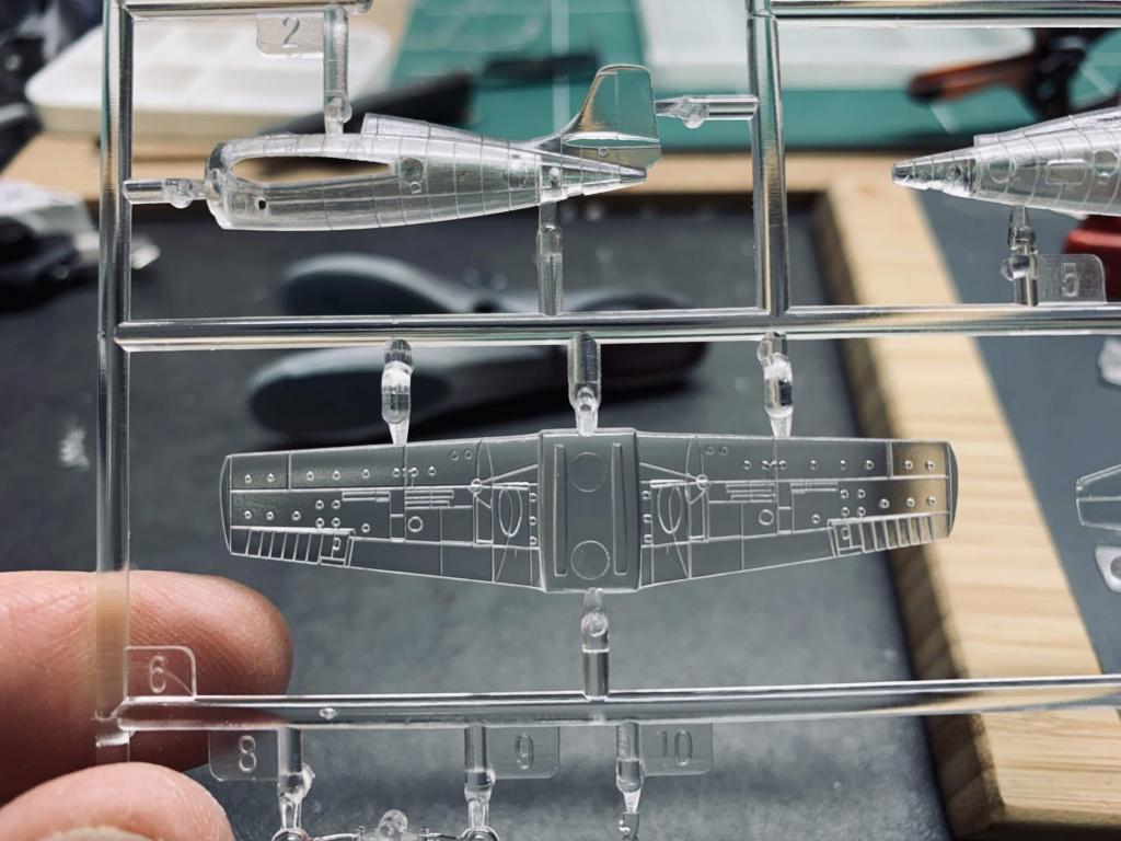 USS HORNET 1/200 MERIT + BIG ED Eduard + MK1 311