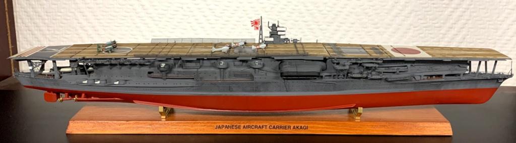 Cuirassé USS Missouri - BB63 - Trumpeter 1/200 + Motorisation... Akagi111