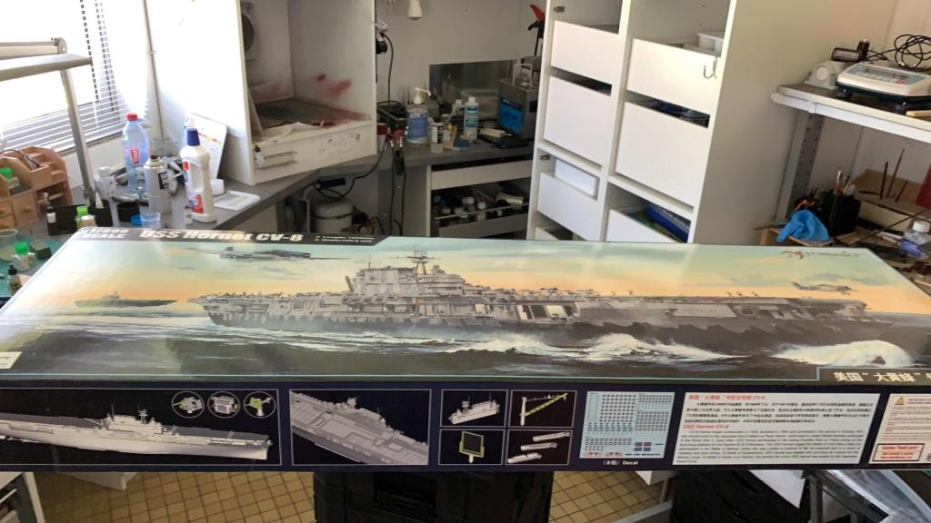 USS HORNET 1/200 MERIT + BIG ED Eduard + MK1 C1474410