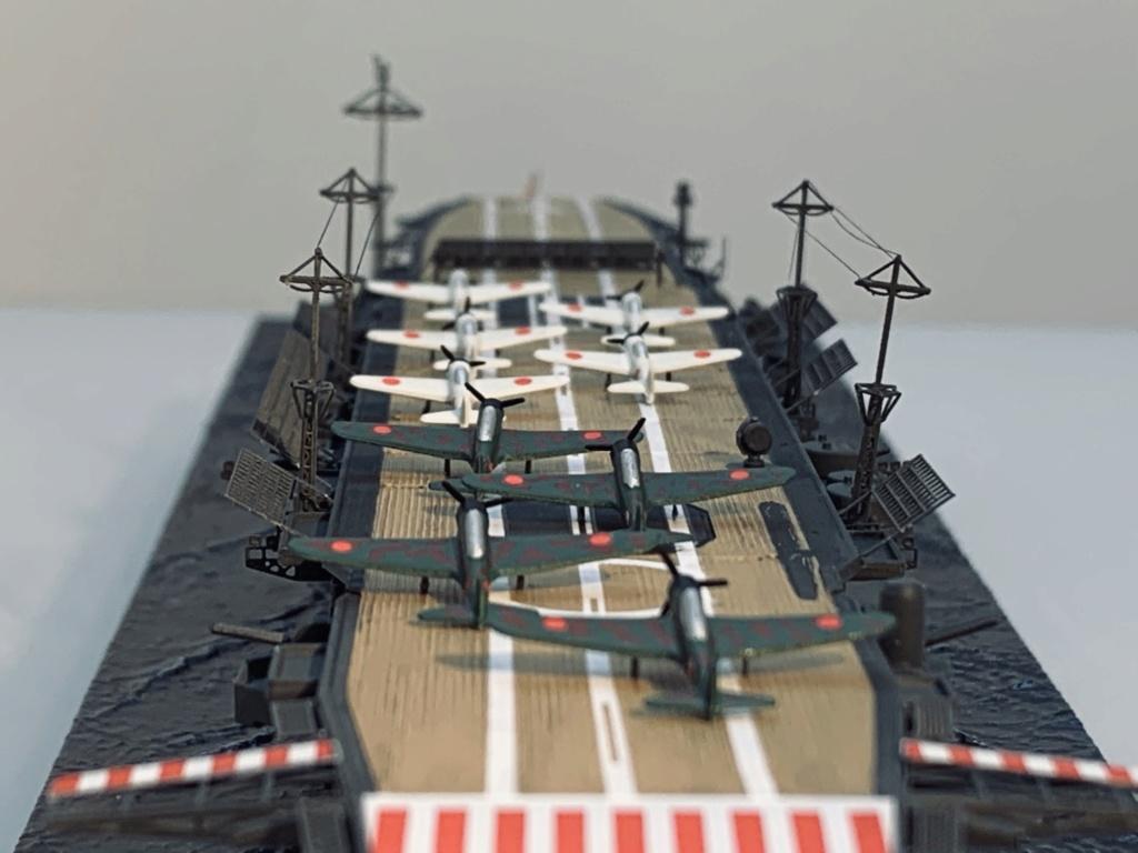 Porte Avions de l'IJN - SHOHO 1/700 D11