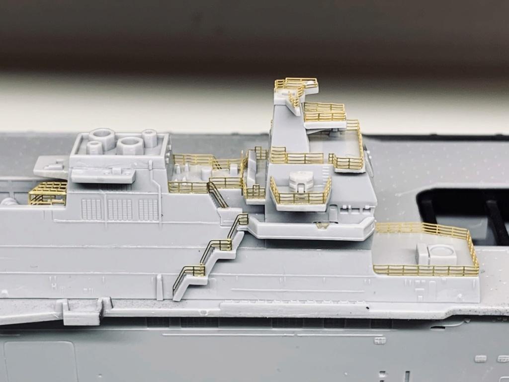 J.M.S.D.F DDH IZUMO FULL HULL SPECIAL - 1/700 HASEGAWA Img_0814