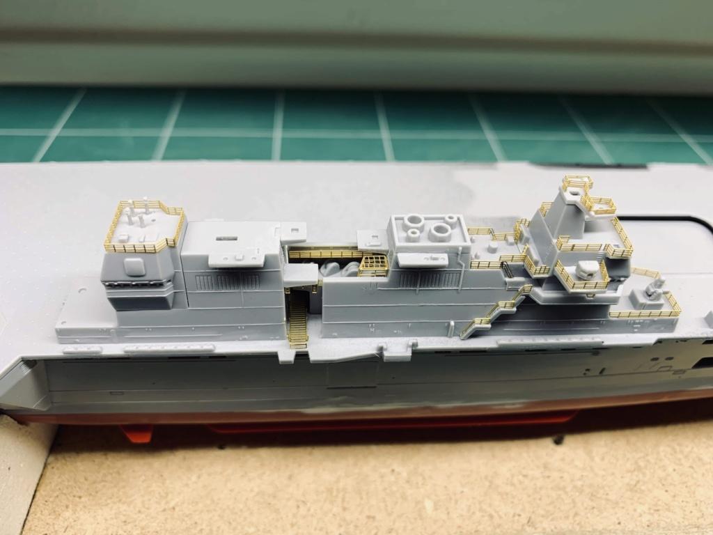 J.M.S.D.F DDH IZUMO FULL HULL SPECIAL - 1/700 HASEGAWA Img_0816