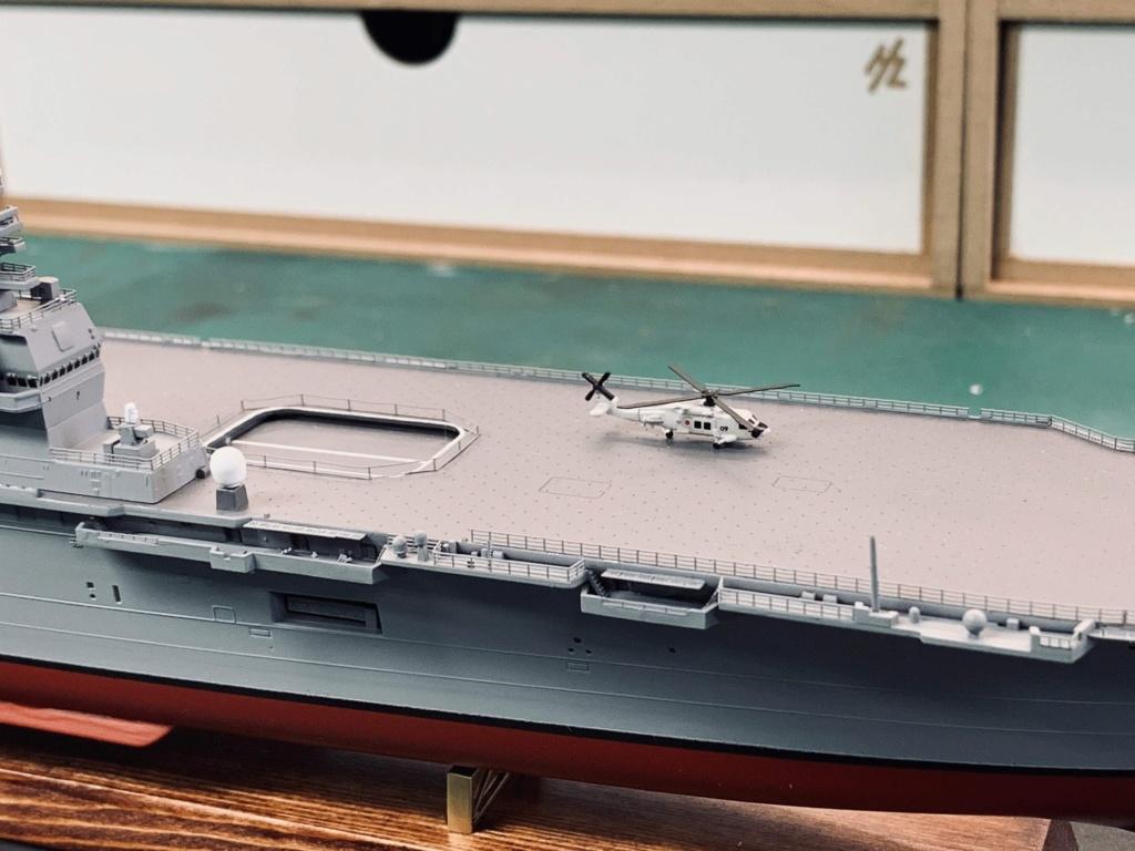 J.M.S.D.F DDH IZUMO FULL HULL SPECIAL - 1/700 HASEGAWA - Page 3 Img_0935