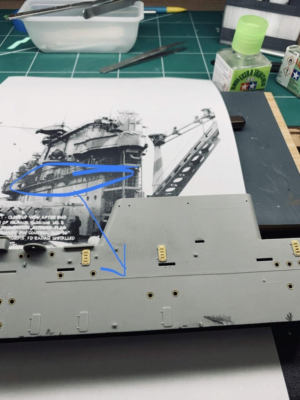 USS HORNET 1/200 MERIT + BIG ED Eduard + MK1 - Page 3 Img_1213