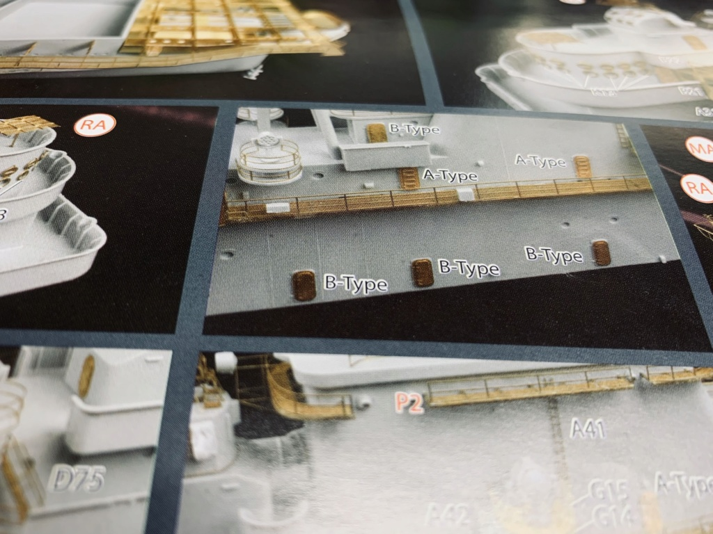 USS HORNET 1/200 MERIT + BIG ED Eduard + MK1 - Page 3 Img_1232