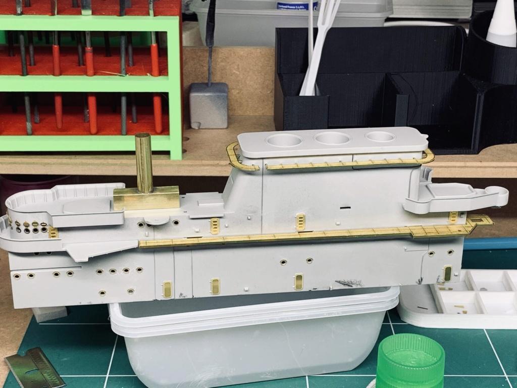 USS HORNET 1/200 MERIT + BIG ED Eduard + MK1 - Page 3 Img_1314