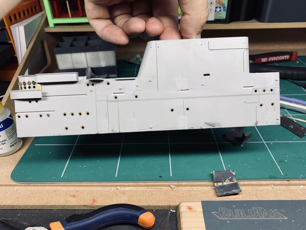 USS HORNET 1/200 MERIT + BIG ED Eduard + MK1 - Page 4 Img_1417