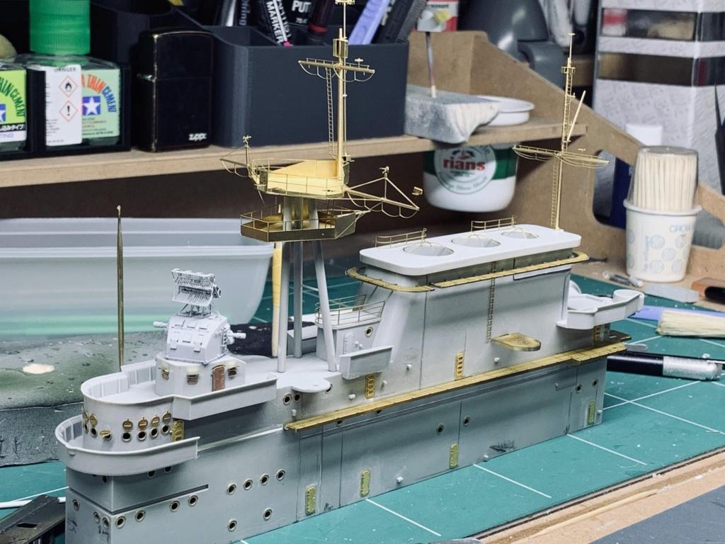 USS HORNET 1/200 MERIT + BIG ED Eduard + MK1 - Page 5 Img_1518