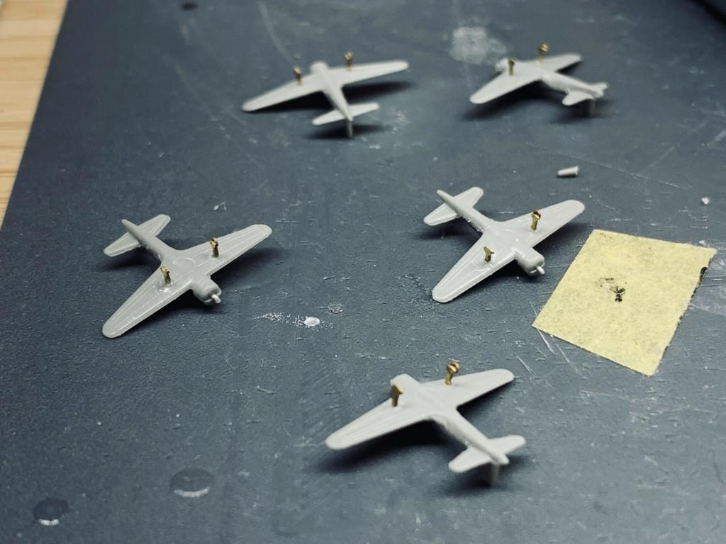 Porte avions SHOHO 1/700 - Hasegawa Img_1615