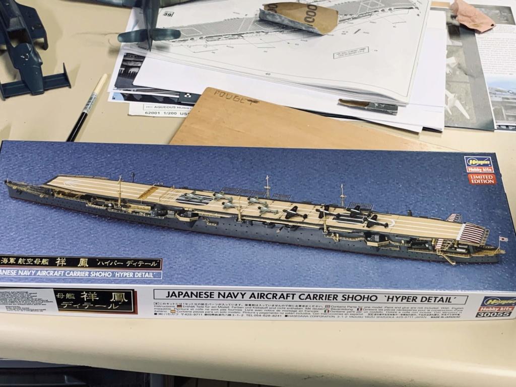 Porte avions SHOHO 1/700 - Hasegawa Img_1710